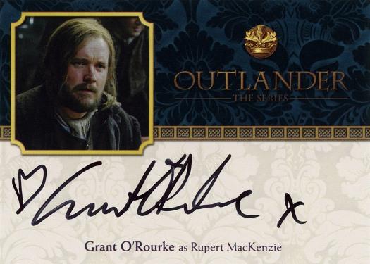 GO - Grant O'Rourke as Rupert MacKenzie