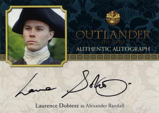 LDZ - Laurence Dobiesz as Alexander Randall