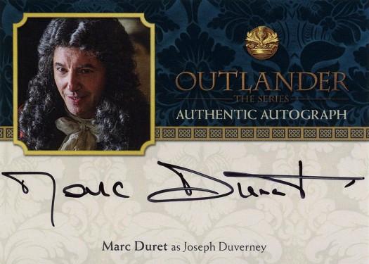 MD - Marc Duret as Joseph Duverney