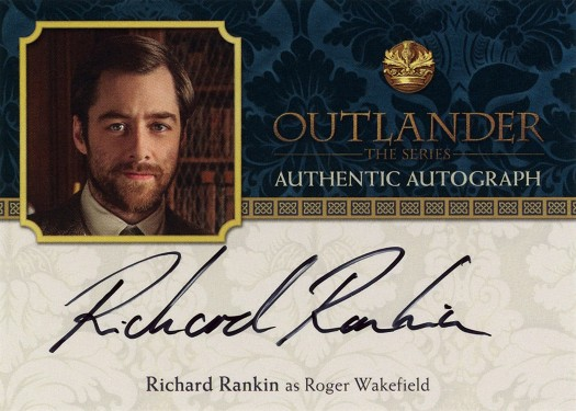 RR - Richard Rankin as Roger Wakefield