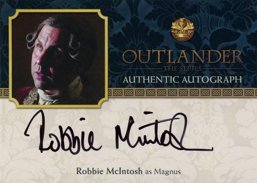 RMC - Robbie McIntosh as Magnus