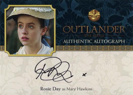 RD - Rosie Day as Mary Hawkins