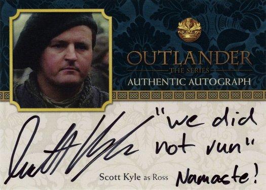 SK - Scott Kyle as Ross