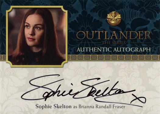 SS - Sophie Skelton as Brianna Randall Fraser