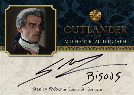 SWB - Stanley Weber as Comte St. Germain