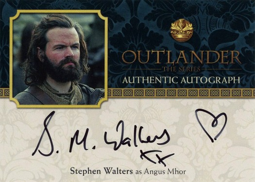 SW - Stephen Walters as Angus Mhor