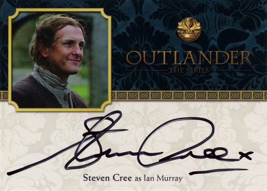 SCR - Steven Cree as Ian Murray