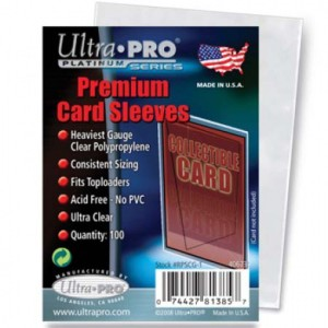UltraPro Premium Card Sleeves
