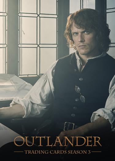 Outlander Season 3 Promo Card P5