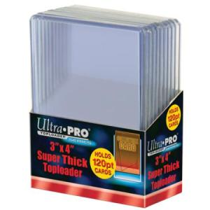Ultra Pro 120PT Top Loader