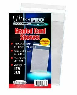 Ultra Pro Graded Card Sleeves