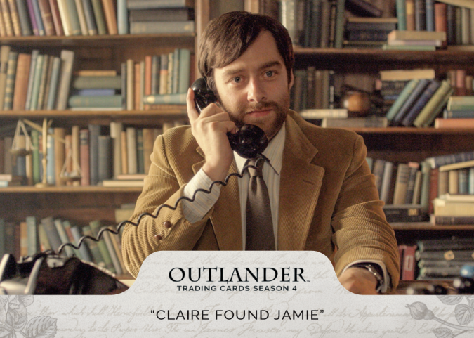 "Base 19 - ""Claire Found Jamie"""