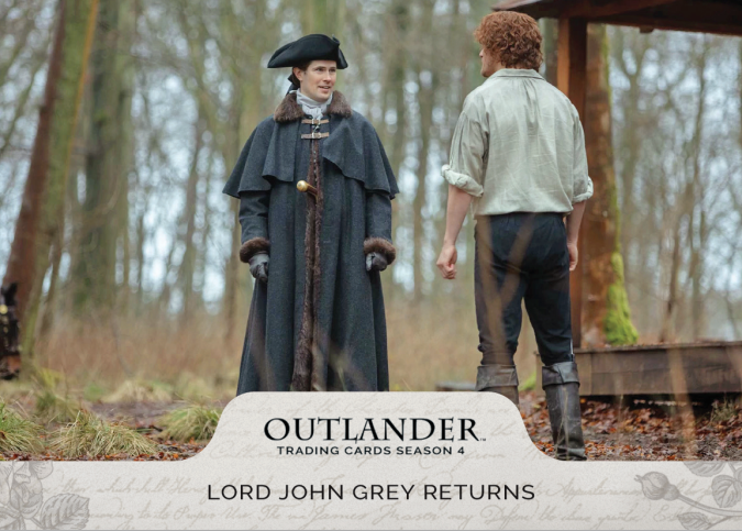 Base 28 - Lord John Grey Returns