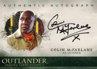 CM – Colin McFarlane as Ulysses