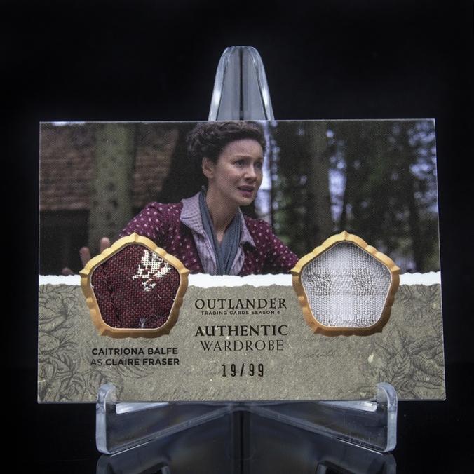 DM04 - Caitriona Balfe as Claire Fraser