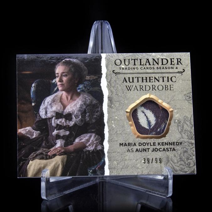 M10 - Maria Doyle Kennedy as Aunt Jocasta