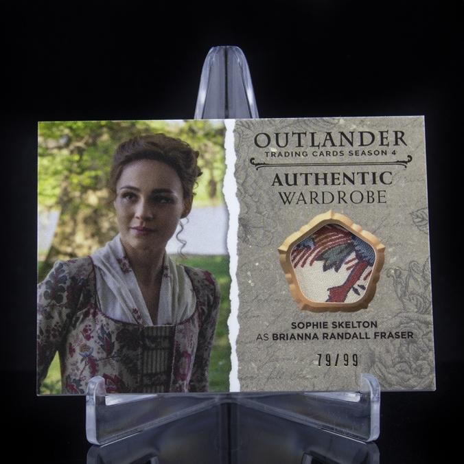 M26 - Sophie Skelton as Brianna Randall Fraser