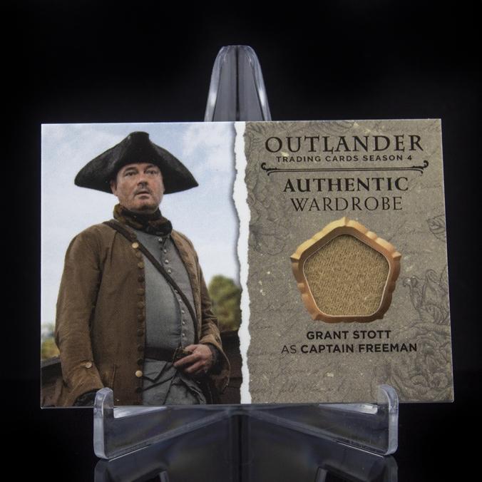 M27 - Grant Stott as Captain Freeman