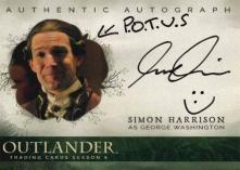 SH – Simon Harrison as George Washington