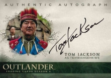 TJ - Tom Jackson as Tehwahsehkwe